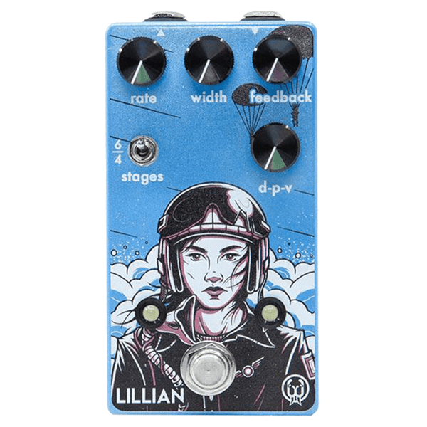 Walrus Audio Lillian Analog Phaser IN STOCK
