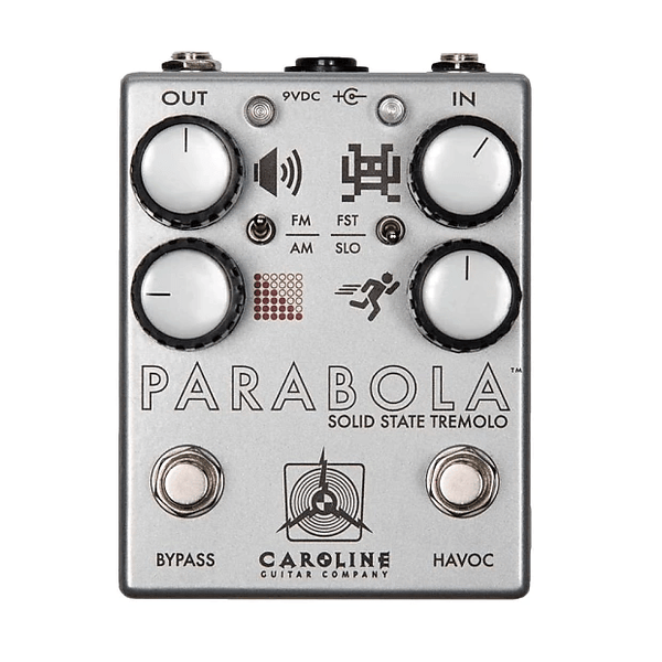 Rent Caroline Guitar Co Parabola Solid State Tremolo