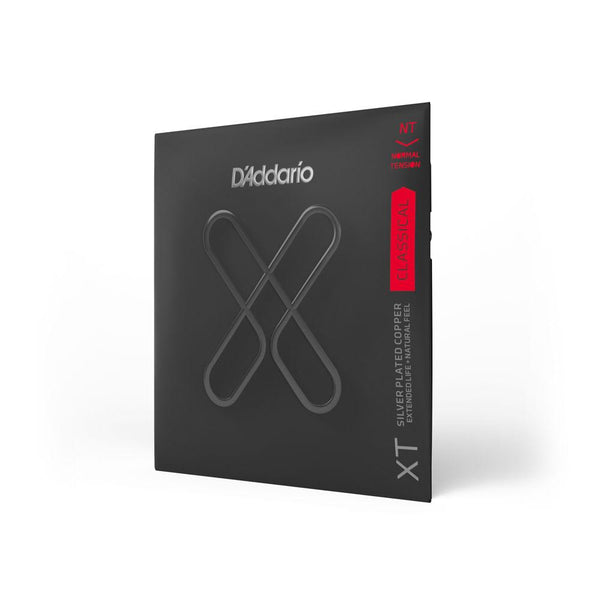 D'Addario XT Classical Silver Plated Copper, Normal Tension