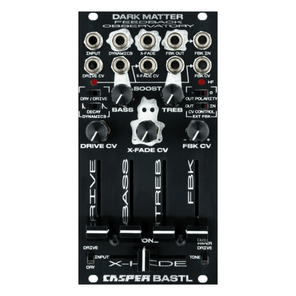 Bastl Instruments DARK MATTER Voltage Controlled Audio Feedback Module