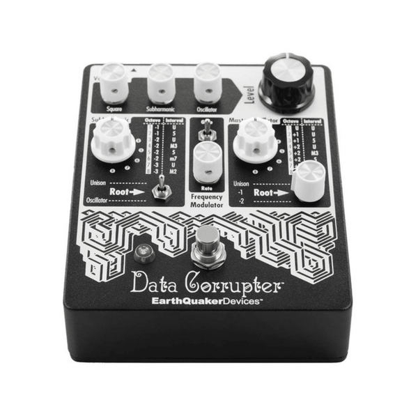 Earthquaker Devices Data Corrupter Modulated Monophonic Harmonizing PLL