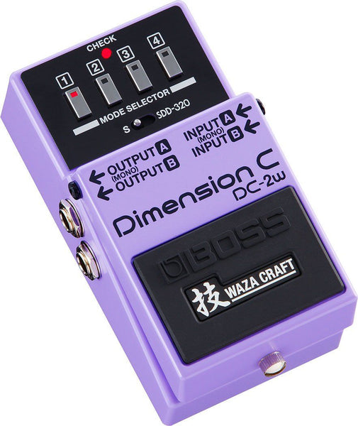 Boss DC-2w Dimension C Waza Craft Special Edition
