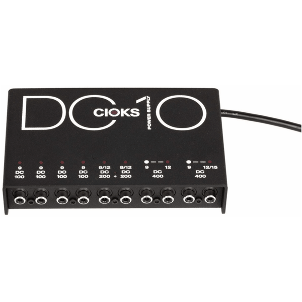 Cioks DC10  Pedal Power Supply