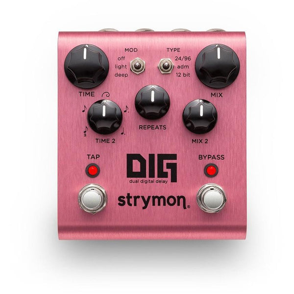 Rent Strymon Dig Dual Digital Delay