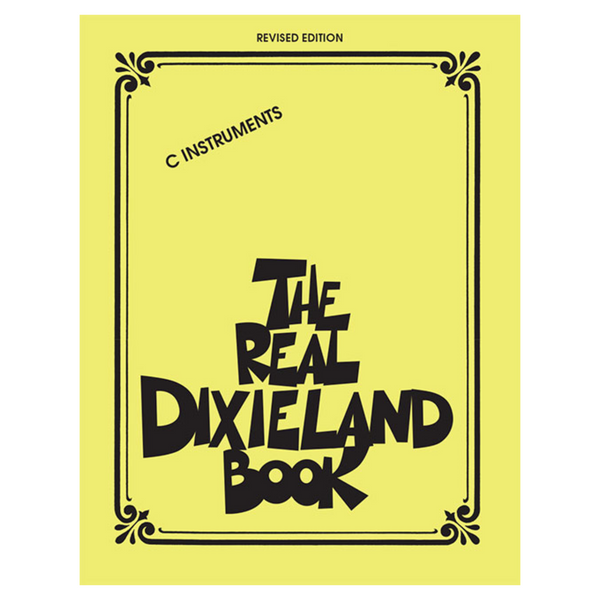 Hal Leonard Real Book Series The Real Dixieland Book C Instruments