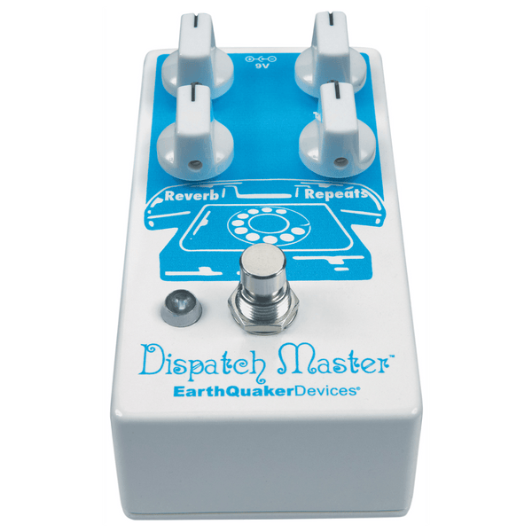 Earthquaker Devices Dispatch Master v3 Digital Delay & Reverb with Flexi-Switch