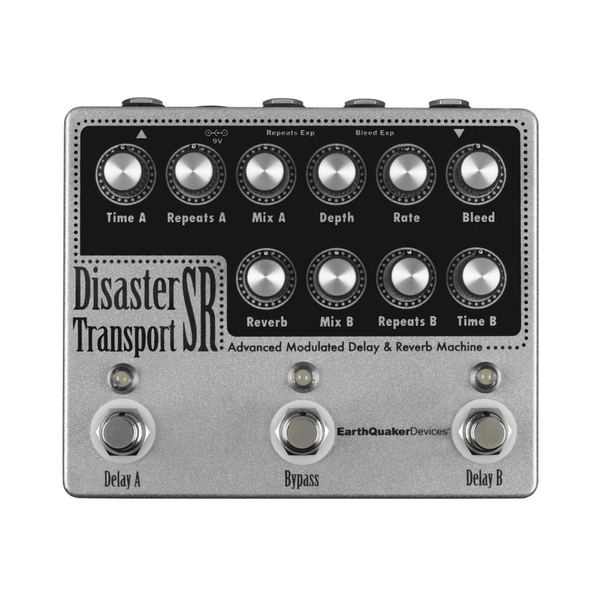 Rent Earthquaker Devices Disaster Transport SR Advanced Modulated Delay & Reverb