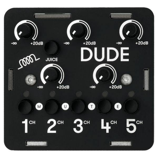 Bastl Instruments Dude Mixer