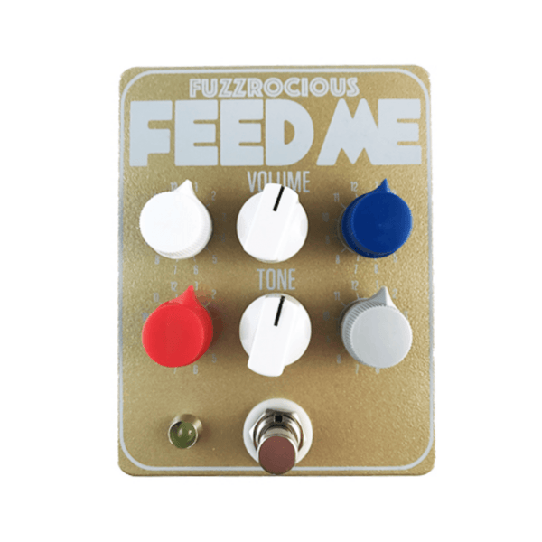 Rent Fuzzrocious FEED ME