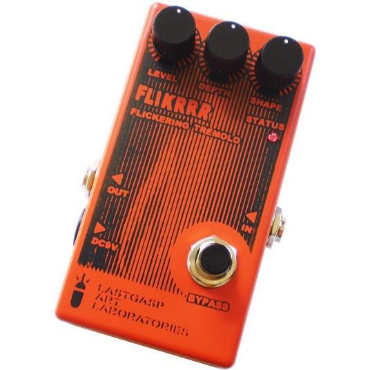 Lastgasp Art Labs FLIKRRR Flickering Tremolo