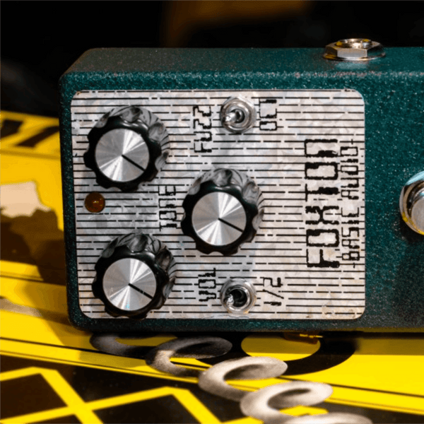 Basic Audio Foxton Ocatve Fuzz