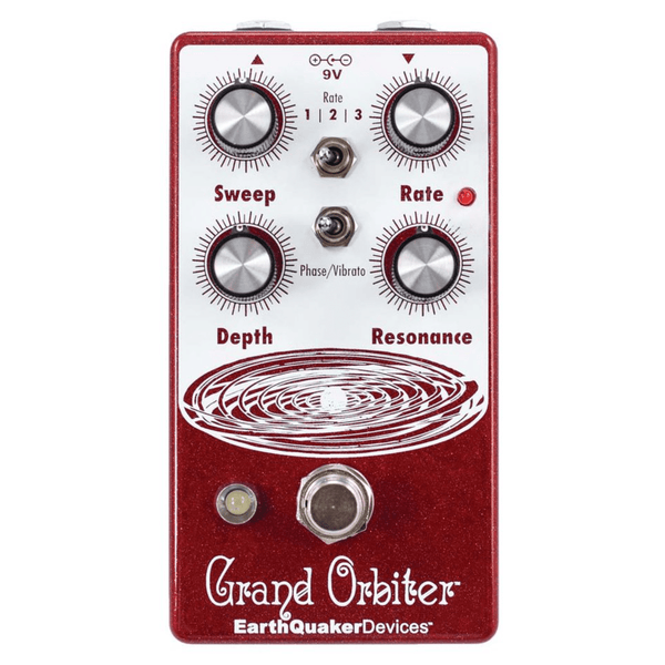 Earthquaker Devices Grand Orbiter v3 Phaser / Vibrato