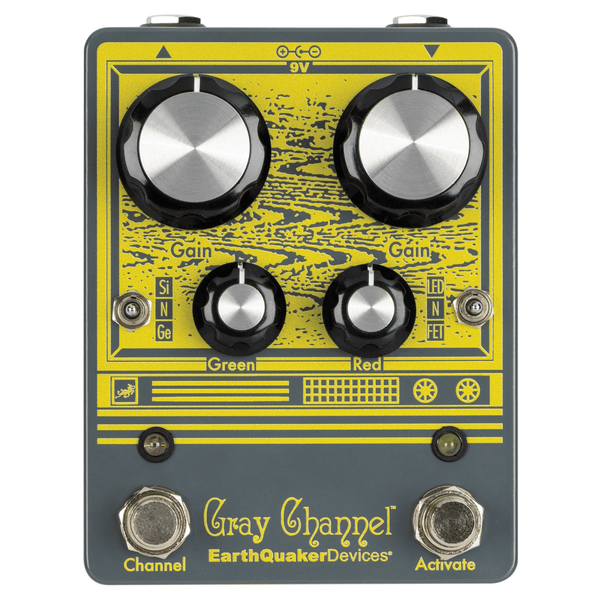 Rent Earthquaker Devices Gray Channel