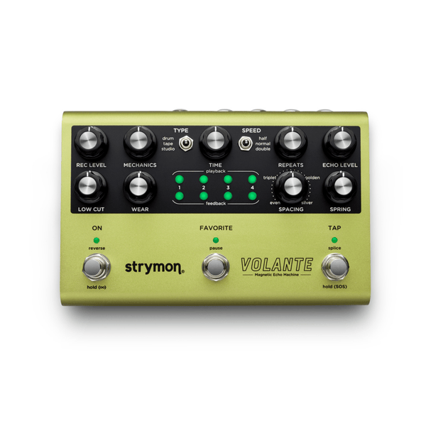 Rent Strymon Volante Magnetic Echo Machine Delay