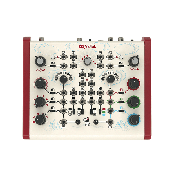 LZX Industries Vidiot Video Synthesizer