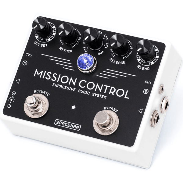 Spaceman Mission Control / White INSTOCK