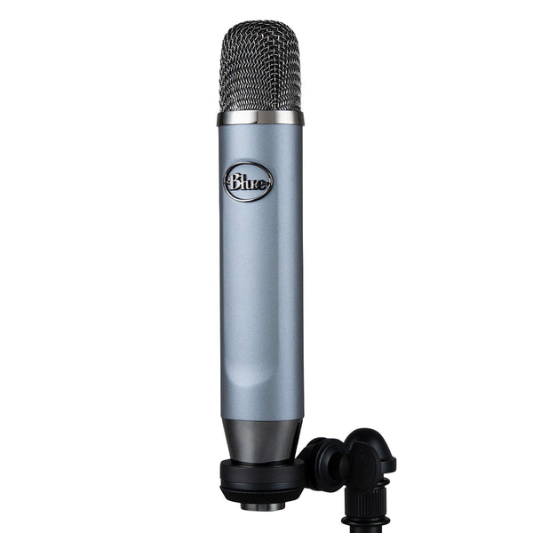 Blue Microphones Ember XLR Studio Condenser Mic For Recording And Live-Streaming