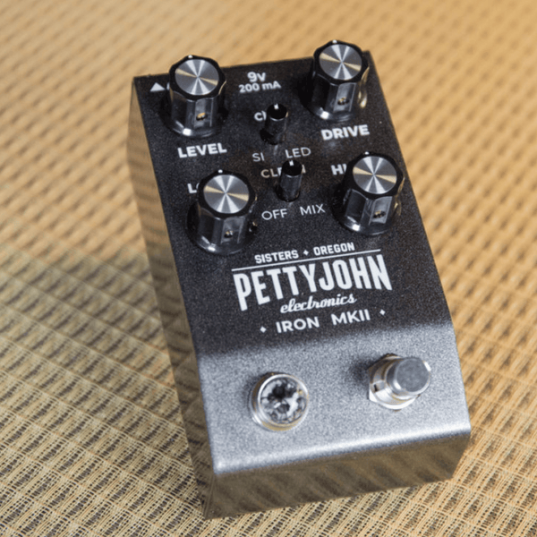 Rent Pettyjohn Electronics Iron mkII Overdrive