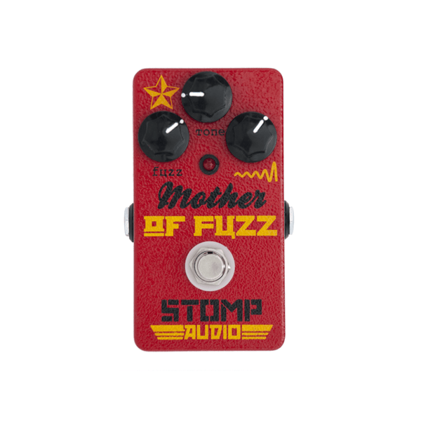 Rent The Stomp Audio Labs Fuzz Shootout