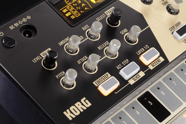 Korg Volca Drum Physical Modeling Drum Synthesizer **IN STOCK**