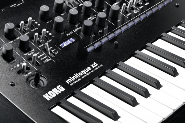 Korg Minilogue XD Gen Minilogue Synthesizer