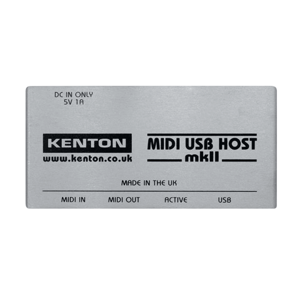 Kenton MIDI USB Host mkII MIDI Interface