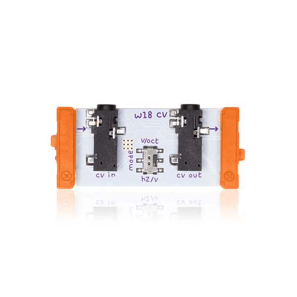 Korg littleBits Control Voltage (CV)