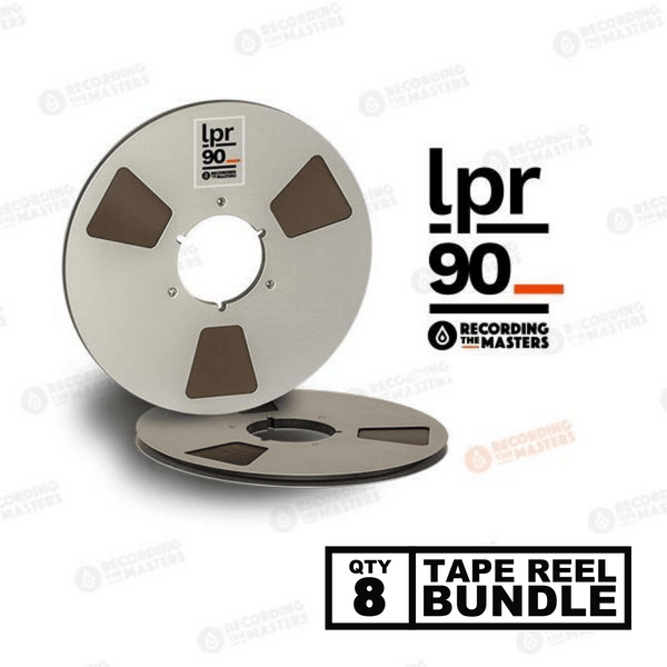 "Recording The Masters  - RTM / LPR90 1/4"" Audio Tape"