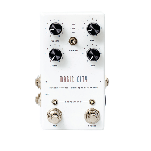 Rent Swindler Effects MAGIC CITY DELAY - Functionalist