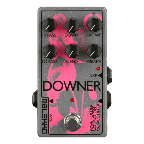 Malekko Downer Wavefolder / Saturation / Octave / Filter