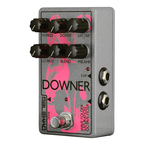 Rent Malekko Downer Wavefolder / Saturation / Octave / Filter
