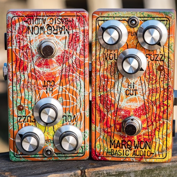 Basic Audio Marq Won Fuzz
