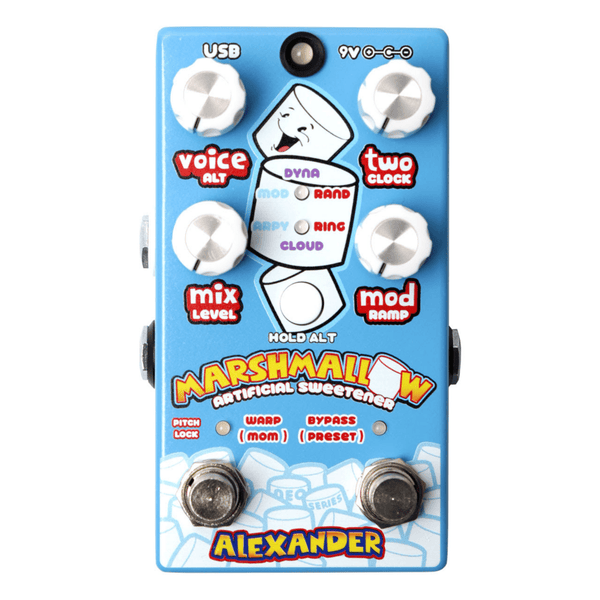 Alexander Marshmallow Pitch Shifter