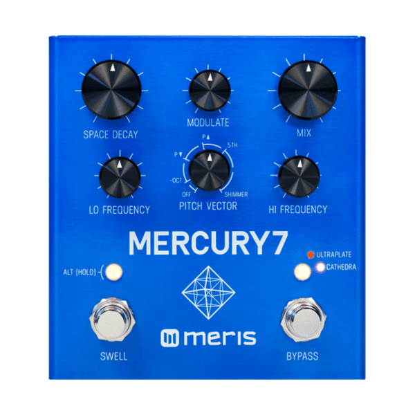 Rent Meris Mercury7 Reverb