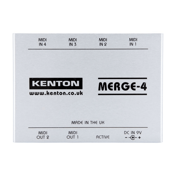 Kenton Merge-4 MIDI Merger