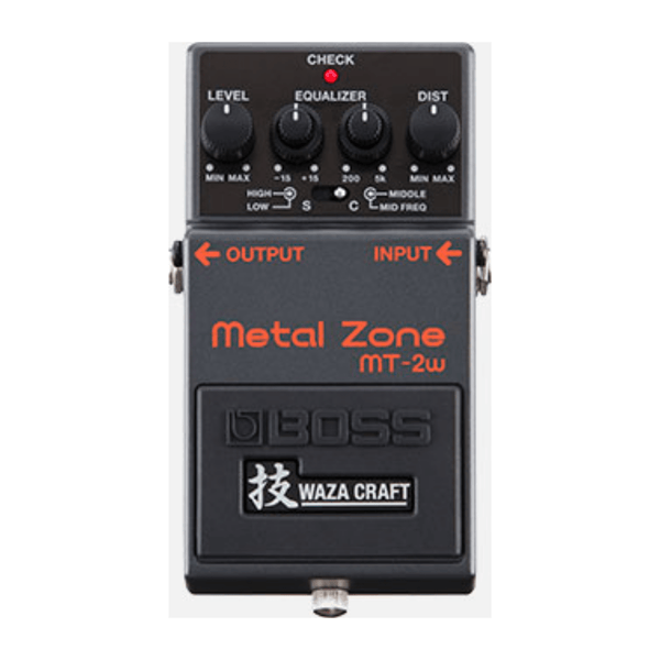 Rent Boss MT-2w Metal Zone Waza Craft Special Edition