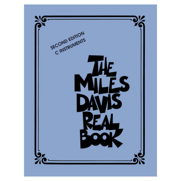 Hal Leonard Real Book Series The Miles Davis Real Book – Second Edition C Instruments