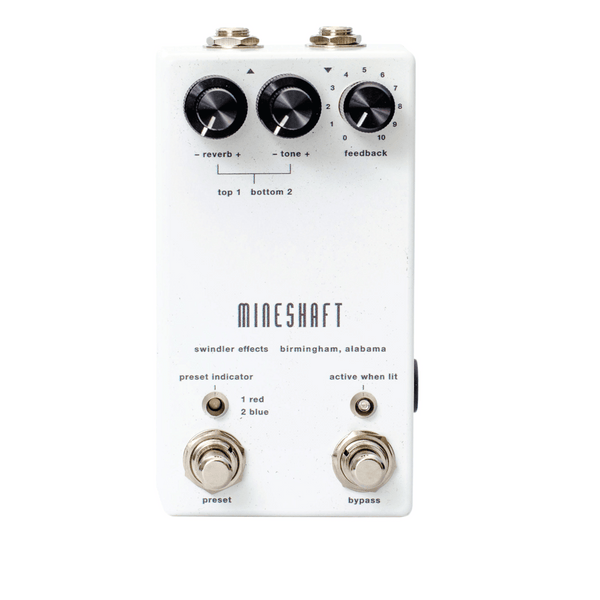 Swindler Effects MINESHAFT REVERB - Functionalist