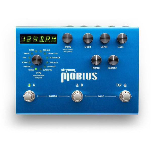 Rent Strymon Mobius Modulation