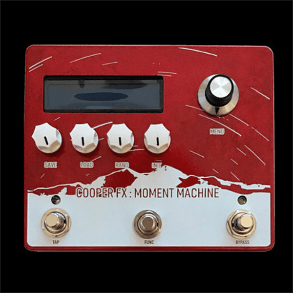 Rent Cooper FX Moment Machine