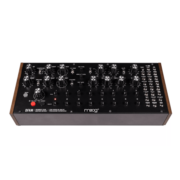 Rent Moog DFAM Semi-modular Eurorack Analog Percussion Synthesizer