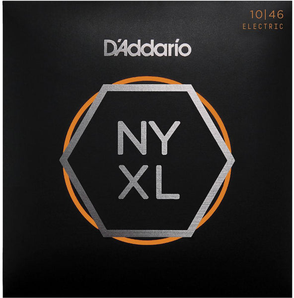 D'Addario NYXL1046 Nickel Wound Electric Guitar Strings, Regular Light, 10-46