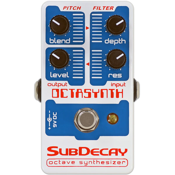Rent Subdecay Octasynth – Octave synthesizer
