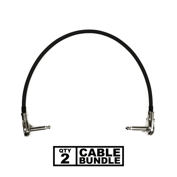 Lincoln LINKS (Bundle of 2) / Gotham GAC-1 Pancake Patch Cable