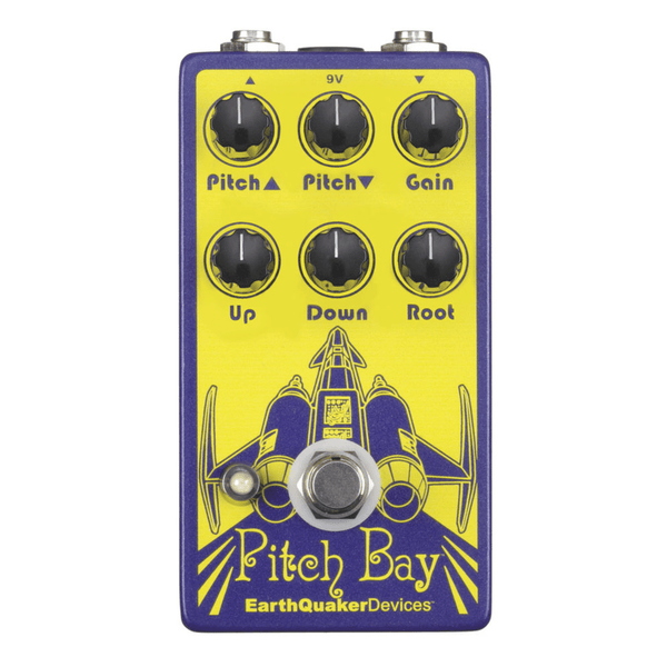 Rent Earthquaker Devices Pitch Bay Dirty Polyphonic Harmonizer