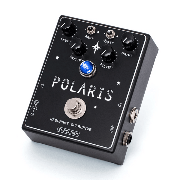 Spaceman Polaris Resonant Overdrive in BLACK