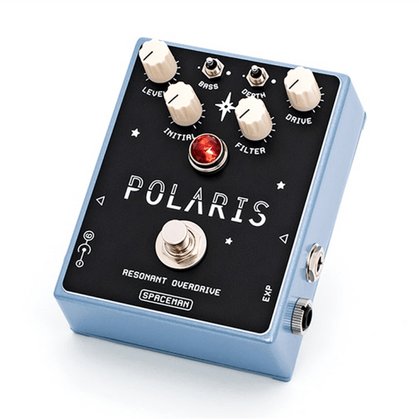 Spaceman Polaris Resonant Overdrive in LIGHT BLUE