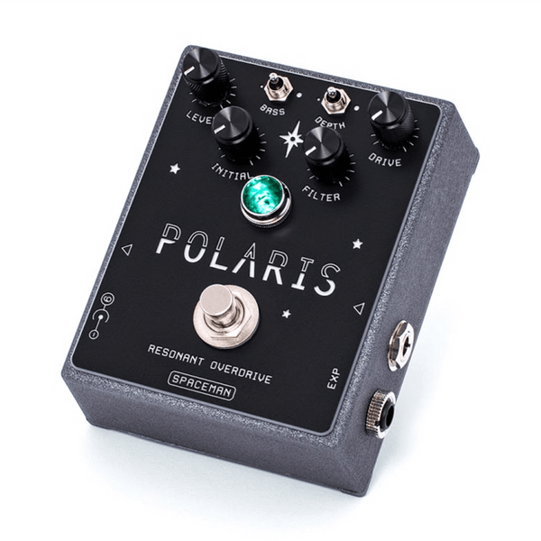 Spaceman Polaris Resonant Overdrive in MOON ROCK