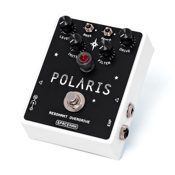 Spaceman Polaris Resonant Overdrive in WHITE