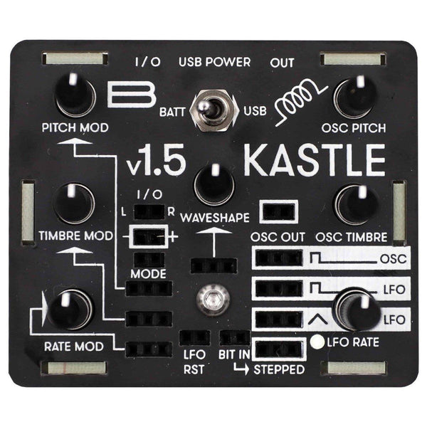 Bastl Instruments Kastle v1.5 - Mini Modular Synth